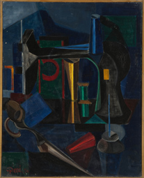 Nature morte à la machine à coudre, 1954.